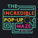 Omslag - The Incredible Pop-Up Maze