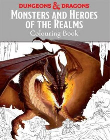 Monsters and Heroes of the Realms av Matt Forbeck (Heftet)