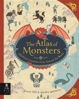 Omslag - The Atlas of Monsters