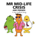 Omslag - Mr Mid-Life Crisis and Friends