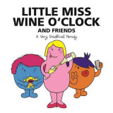 Omslag - Little Miss Wine O'Clock and Friends