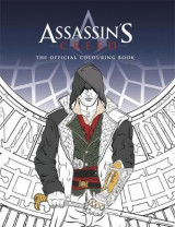 Omslag - Assassin's Creed Colouring Book
