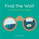 Omslag - Find the Wolf (Agnese Baruzzi)