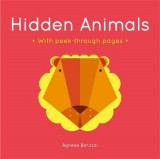 Omslag - Hidden Animals (Agnese Baruzzi)