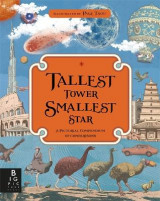 Omslag - Tallest Tower, Smallest Star