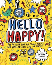 Hello Happy! Mindful Kids av Stephanie Clarkson og Dr. Sharie Coombes (Heftet)