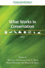 Omslag - What Works in Conservation