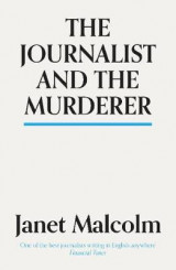 Omslag - The Journalist And The Murderer