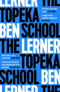 The Topeka school av Ben Lerner (Heftet)
