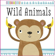 Wild Animals av Make Believe Ideas (Pappbok)