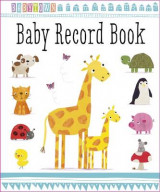 Omslag - Baby Record Book