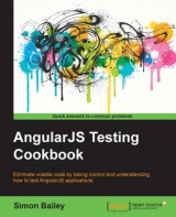 Omslag - AngularJS Testing Cookbook