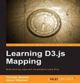 Omslag - Learning D3.js Mapping