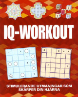 Omslag - IQ Workout