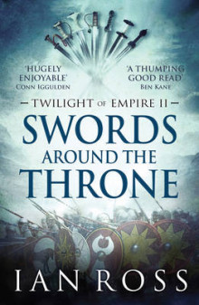 Swords Around the Throne av Ian Ross (Heftet)