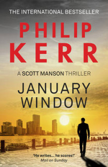 January Window av Philip Kerr (Heftet)