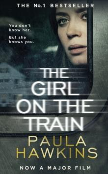 The girl on the train av Paula Hawkins (Heftet)