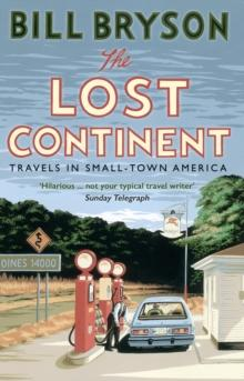 The lost continent av Bill Bryson (Heftet)