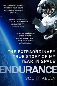 Endurance av Scott Kelly (Heftet)