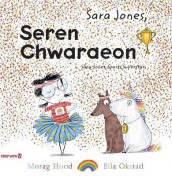 Sara Jones - Seren Chwaraeon / Sara Jones - Sports Superstar av Morag Hood (Heftet)