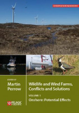 Omslag - Wildlife and Wind Farms - Conflicts and Solutions: Volume 1