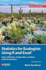 Omslag - Statistics for Ecologists Using R and Excel