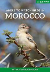 Omslag - Where to Watch Birds in Morocco