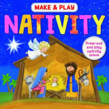 Omslag - Make & Play Nativity