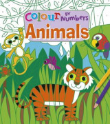 Omslag - Colour by Numbers: Animals