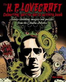 The H.P. Lovecraft Colouring & Activity Book av Arcturus Publishing (Heftet)