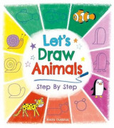 Omslag - Let's Draw Animals Step by Step
