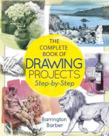 Omslag - The Complete Book of Drawing Projects