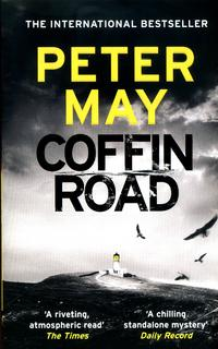 Coffin road av Peter May (Heftet)