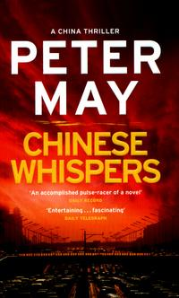 Chinese whispers av Peter May (Heftet)