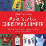 Omslag - Make Your Own Christmas Jumper