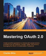 Omslag - Mastering OAuth 2.0