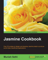 Omslag - Jasmine Cookbook
