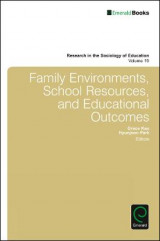 Omslag - Family Environments, School Resources, and Educational Outcomes