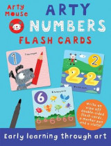 Omslag - Arty Numbers Flash Cards