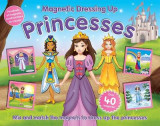Omslag - Dressing Up Princesses