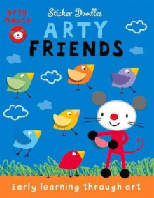 Arty Friends av Mandy Stanley (Heftet)