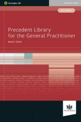 Omslag - Precedent Library for the General Practitioner