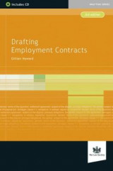 Omslag - Drafting Employment Contracts