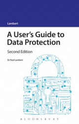 Omslag - A User's Guide to Data Protection