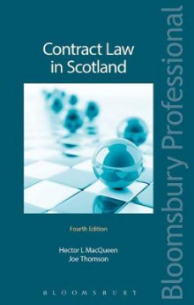 Contract Law in Scotland av Hector MacQueen og Joe Thomson (Heftet)