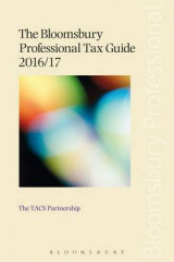 Omslag - The Bloomsbury Professional Tax Guide 2016/17