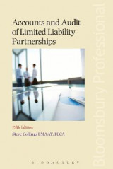 Omslag - Accounts and Audit of Limited Liability Partnerships