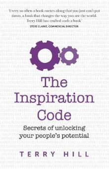 The Inspiration Code av Terry Hill (Heftet)