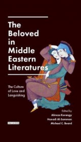 Omslag - The Beloved in Middle East Literatures