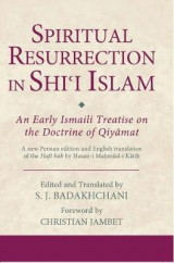 Omslag - Spiritual Resurrection in Shi'i Islam